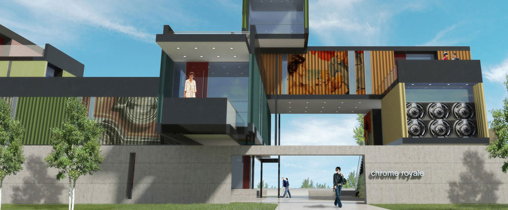 Shipping Container Hotel Archives Specht Architects